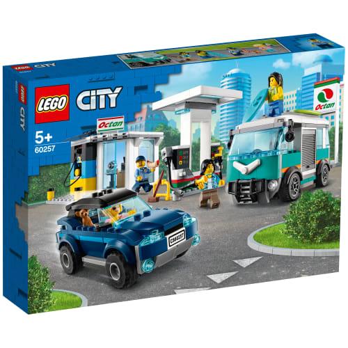 Image of   LEGO® City Nitro Wheels Servicestation