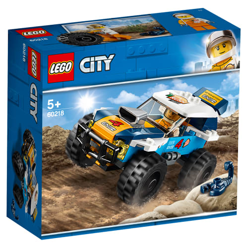 Image of   LEGO City Ørken-rallybil