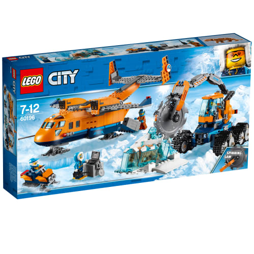 Image of   LEGO City Polarforsyningsfly
