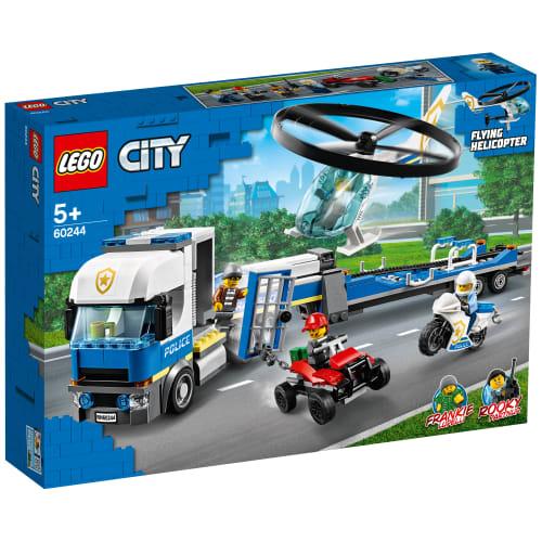 Image of   LEGO City Politihelikoptertransport