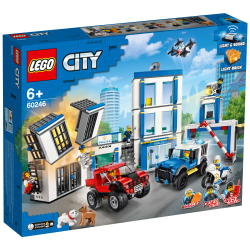Image of   LEGO City Politistation