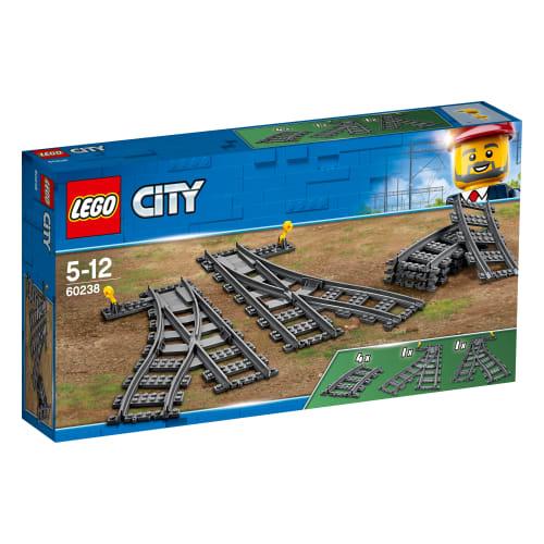 Image of   LEGO City Skiftespor