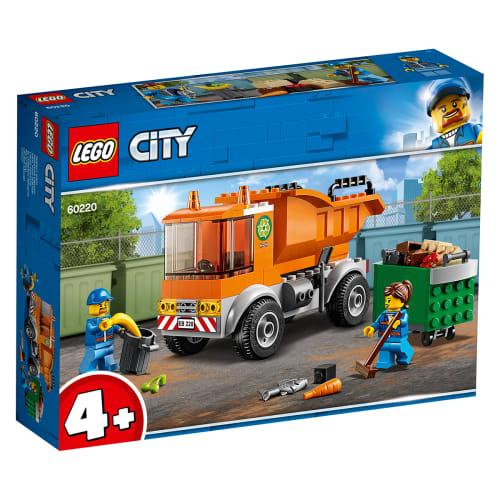 Image of   LEGO City Skraldevogn