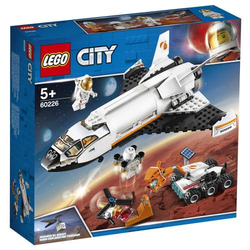Image of   LEGO City Space Port Mars-rumfærge