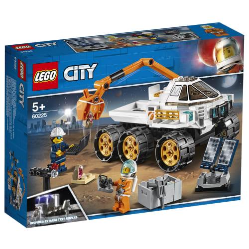 Image of   LEGO City Space Port Rover-testkørsel
