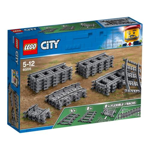 Image of   LEGO City Togskinner