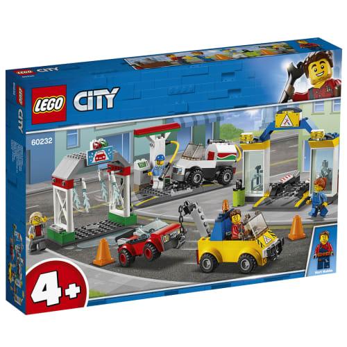 Image of   LEGO City Værkstedscenter