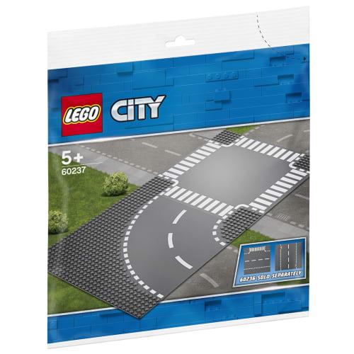 Image of   LEGO City Vejsving og kryds