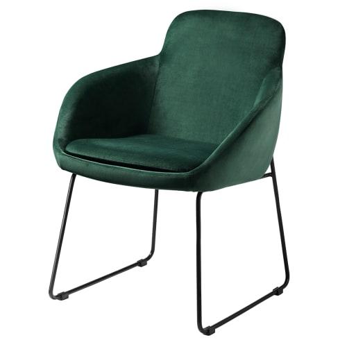 Living&more Spisebordsstol - Vilma - Grøn