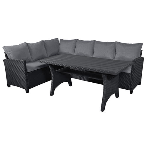 Loungesæt - Nanna - Sort