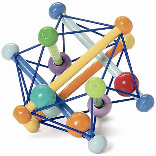 Image of   Manhattan Toys rangle - Pastel