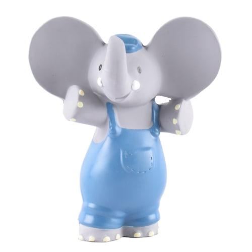 Image of   Meiya & Alvin gummifigur - Alvin elefant