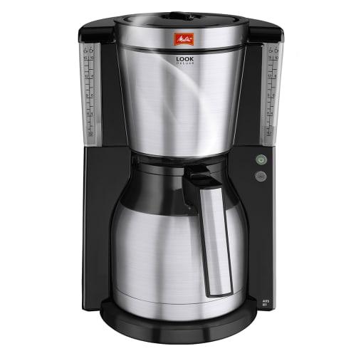Melitta Kaffemaskine - Look Therm Deluxe - Sort