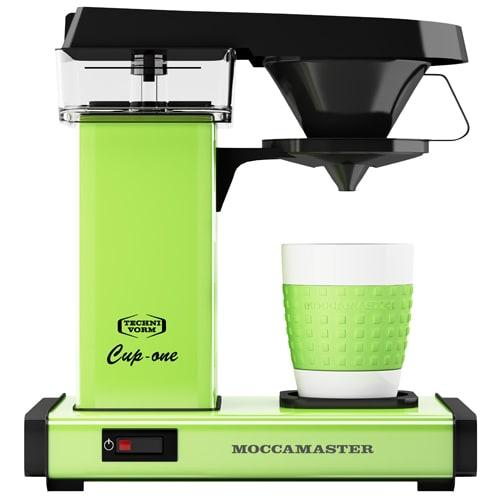 Image of   Moccamaster kaffemaskine - Cup-one - Fresh Green