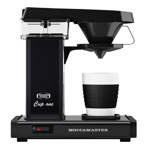Image of   Moccamaster kaffemaskine - Cup-one - Matt Black