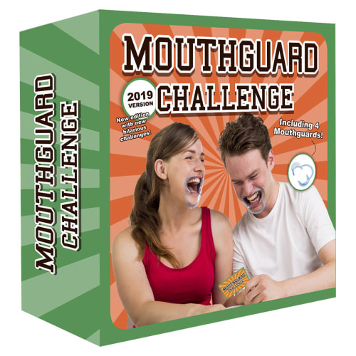 Mouthguard Challenge - 2019