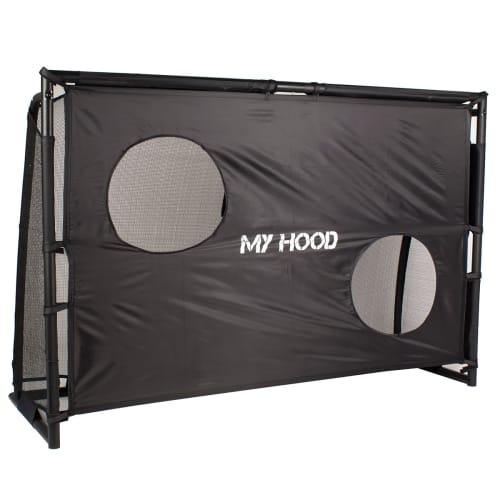 My Hood fodboldmål - Munich - Galvaniseret stål