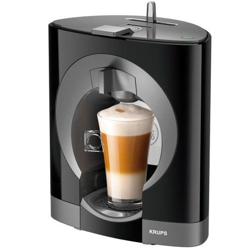 Image of   Nescafé Dolce Gusto kapselmaskine - KP110810 DG Oblo - Sort