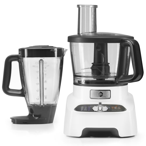 Obh Nordica Foodprocessor - Double Force - Hvid