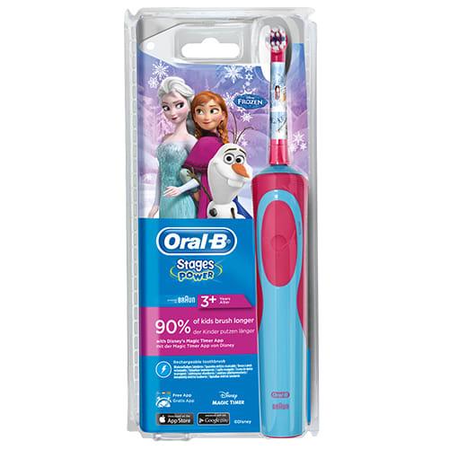 Oral-B Eltandbørste - Vitality Kids Frozen