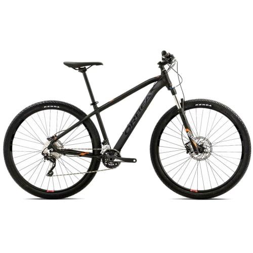 """Orbea MX10 29"""" mountainbike med 20 gear - Sort"""