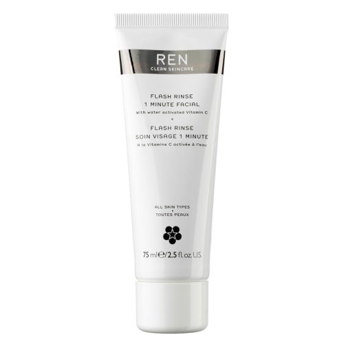Image of   Ren Flash Rinse 1 Minute Facial - 75 ml