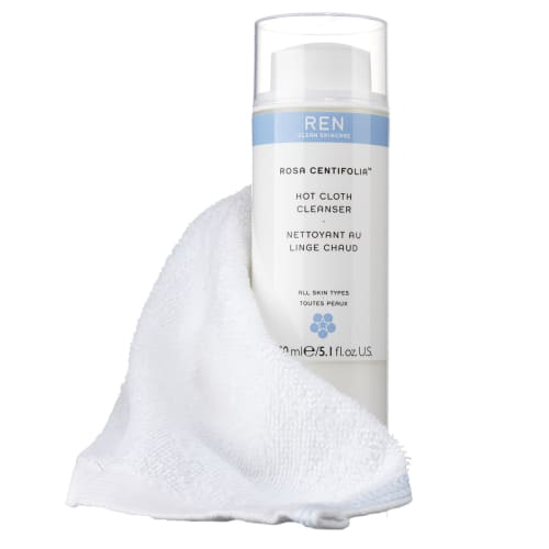 Image of   Ren Hot Cloth Cleanser - 150 ml