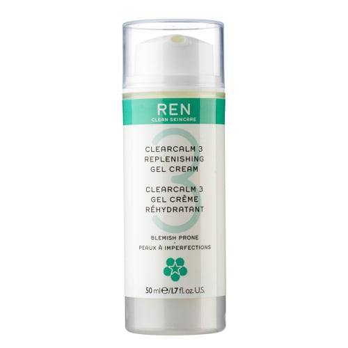 Image of   Ren Replenishing Gel Cream - 50 ml