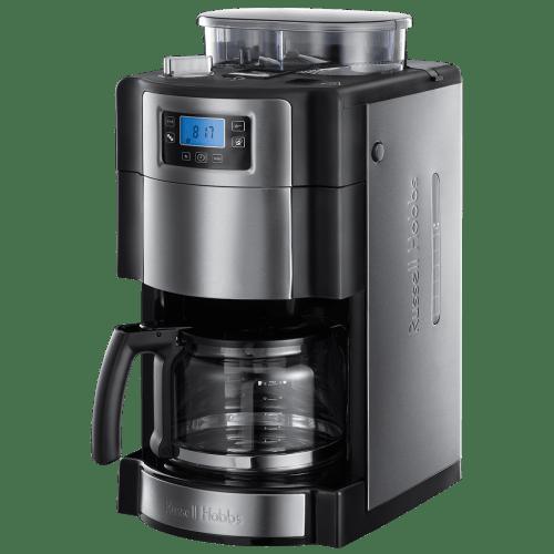Russell Hobbs Kaffemaskine Med Kaffekværn - Grind & Brew