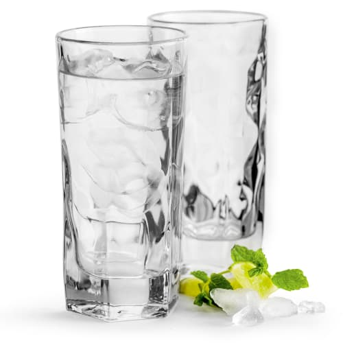 Image of   Sagaform drinksglas - Club Tumbler - 2 stk.