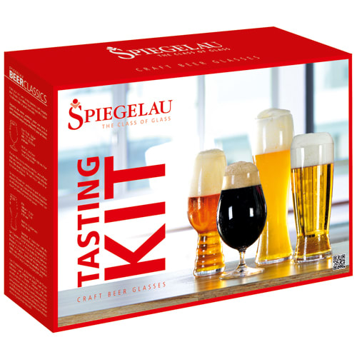 Image of   Spiegelau Beer Tasting Kit