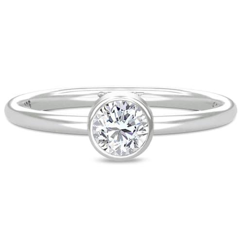 Image of   Spinning Jewelry ring - Aura Spirit - Rhodineret sterlingsølv