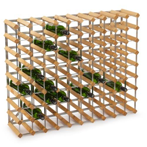 Traditional Wine Racks vinreol - Lys eg