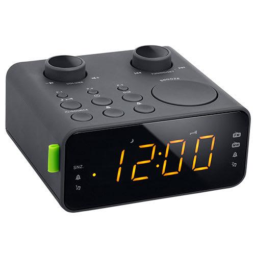 Image of   Trident Traders vækkeur - 10.500 PPL FM Dual - Sort