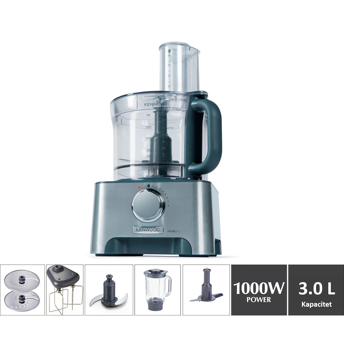 FDM780 - Med skål og blender