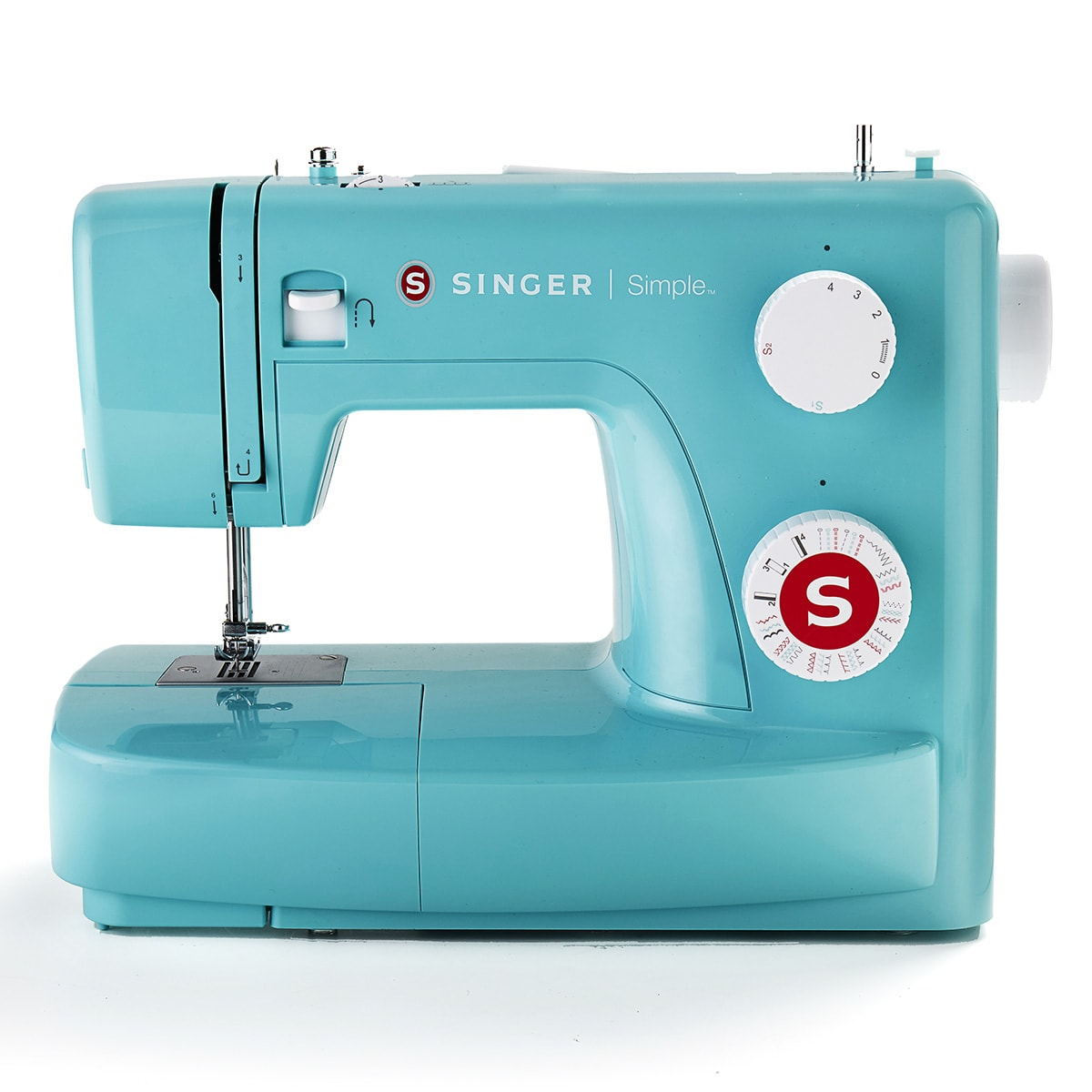 23 sømme - Stabil og brugervenlig symaskine
