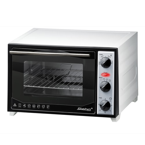 Varmer op til 230 °C - 60 min. timer-funktion - 20 liter