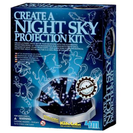 Skab en nattehimmel og tag på en atronomisk rejse