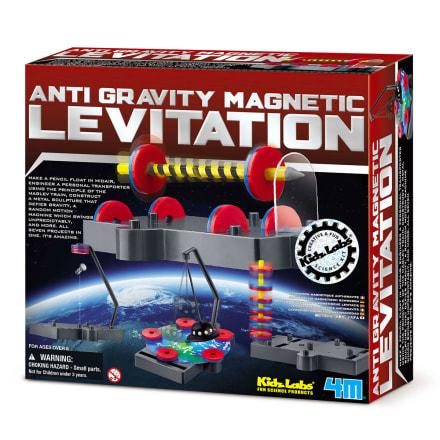 Eksperimentér med hele 7 forskellige, seje magnetiske forsøg