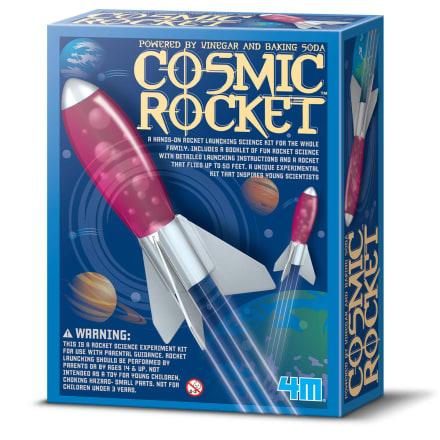 Send raketten afsted - Helt op til 15 meter op i luften