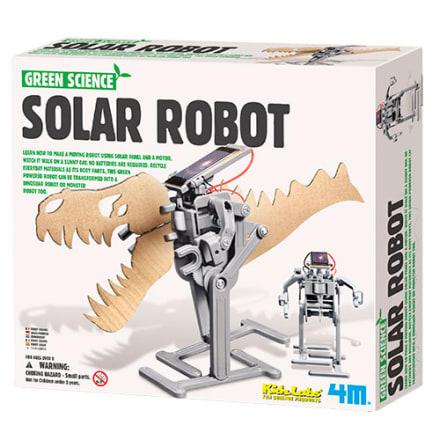 Byg din egen robot og få den til at bevæge sig