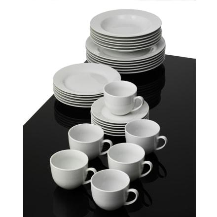 Porcelæn - 30 dele