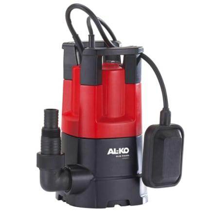 Pumper op til 6500 liter vand i timen