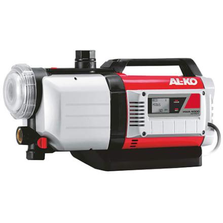 Elektrisk - Pumper op til 4000 liter vand i timen
