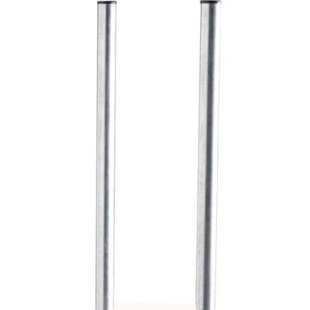 Galvaniseret stål - H 150 cm