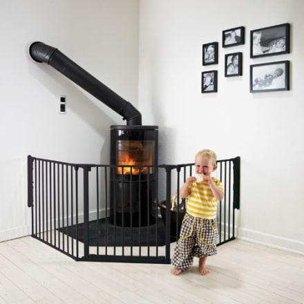 90-223 cm - Til brændeovne, trappeopgange og store døråbninger
