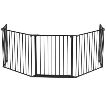 90-278 cm - Til fx brændeovne, trappeopgange eller som rumdeler