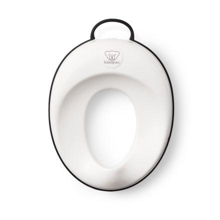 Hjælper dit barn til at  sidde rigtigt på toilettet
