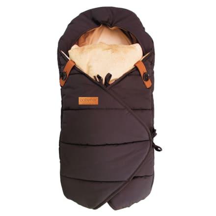 Temperaturregulerende sovepose til 0-3 årige - Bruges i -10 til +22º C