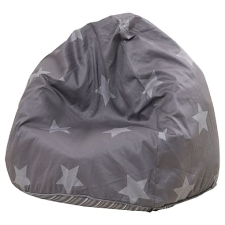 Ø 50 cm - Afslappende sækkestol til børn
